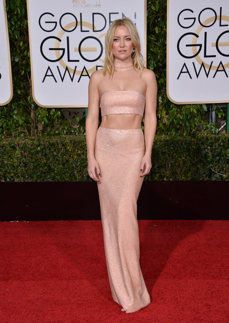 Kate Hudson - Golden Globe Awards