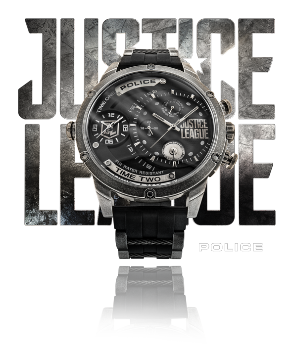7fa093ac5b8 A POLICE uniu forças com a Justice League