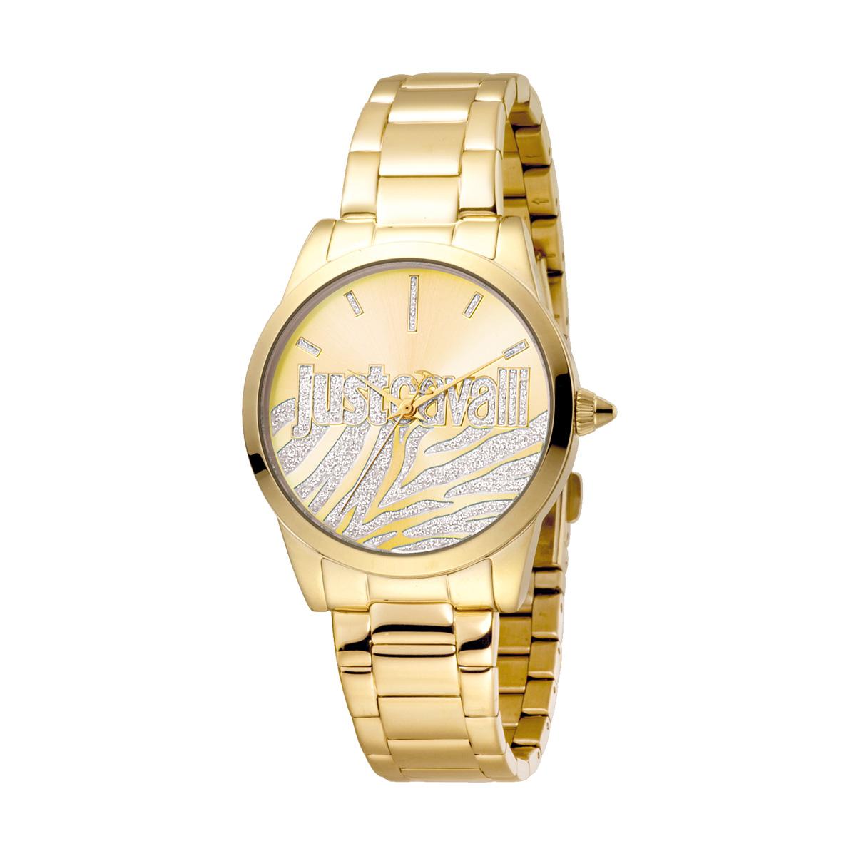 Relógio JUST CAVALLI Firma Dourado JC1L069M0025. Adicionar à Lista de  Desejos Remover da Lista de Desejos c4ec2e1db2