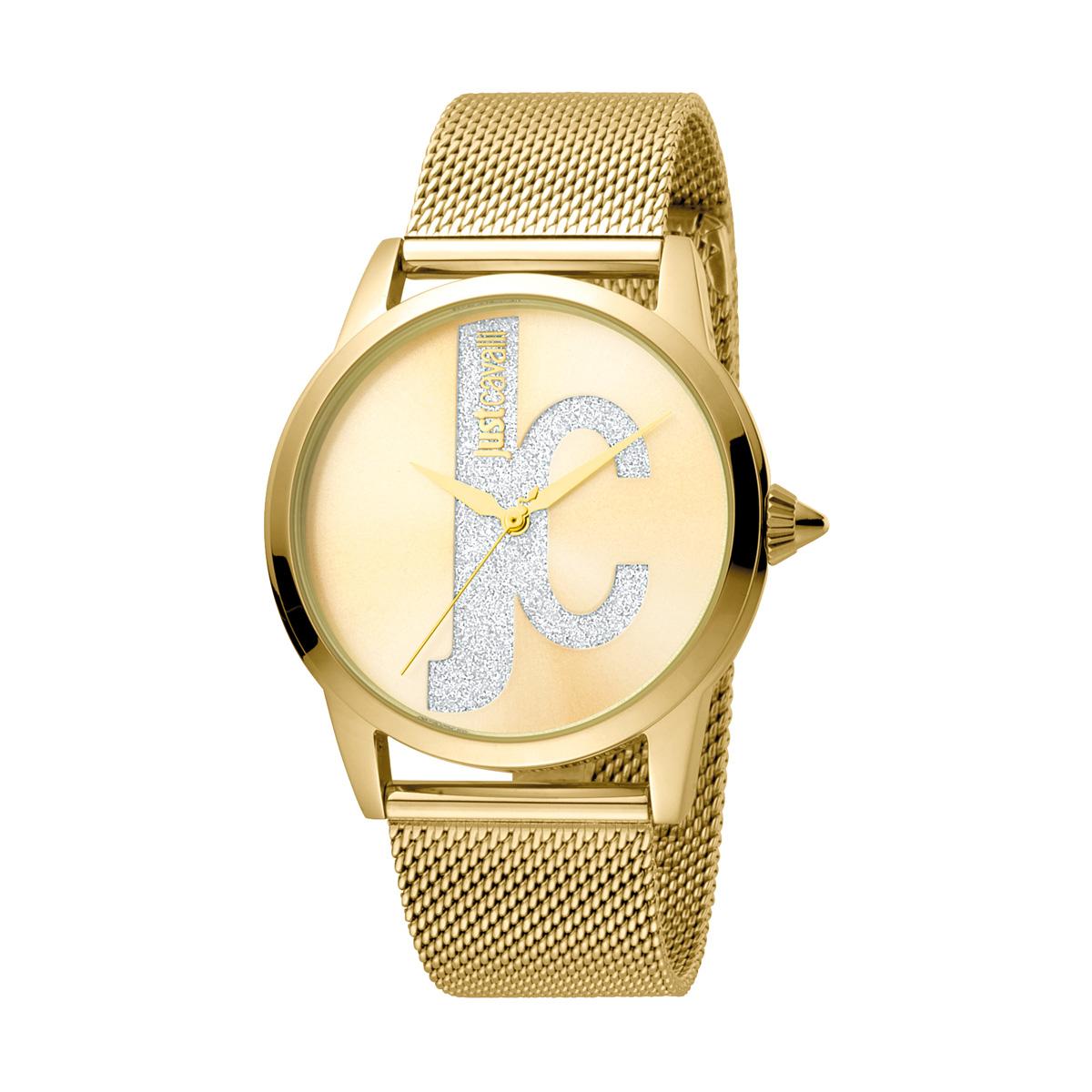 84c86650f10 Relógio JUST CAVALLI Logo Dourado JC1L055M0065. Adicionar à Lista de  Desejos Remover da Lista de Desejos