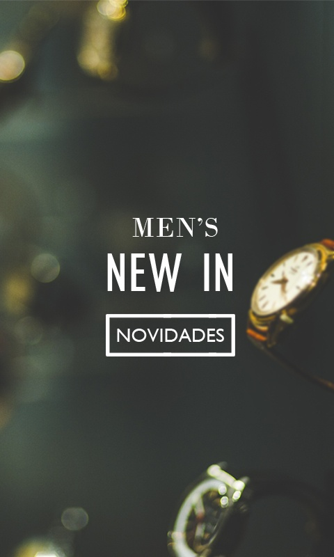 The Men's Watches New In