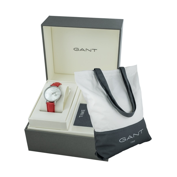 Relógio GANT Park Hill Red Gift Set GT042001