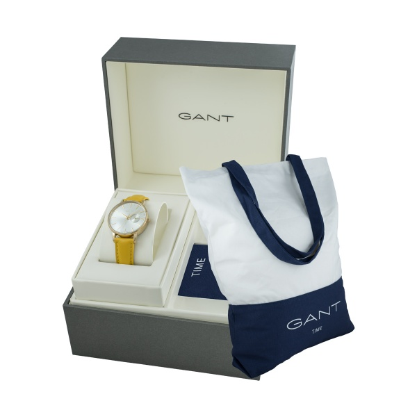 Relógio GANT Park Hill Yellow Gift Set GT042002