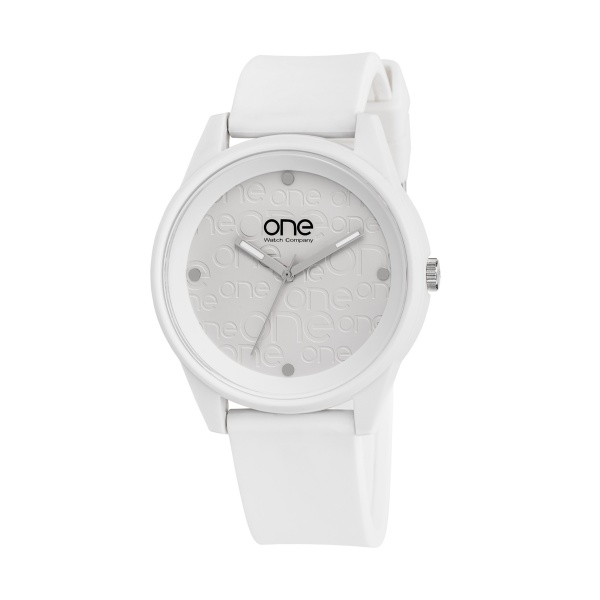 Relógio ONE COLORS Prisme White OA1115BB71W