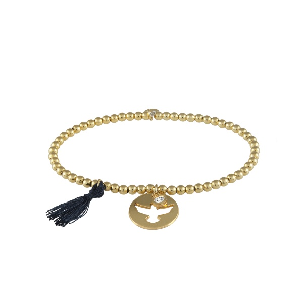 Pulseira UNIKE Five Wishes Navy UK.PU.0117.0053