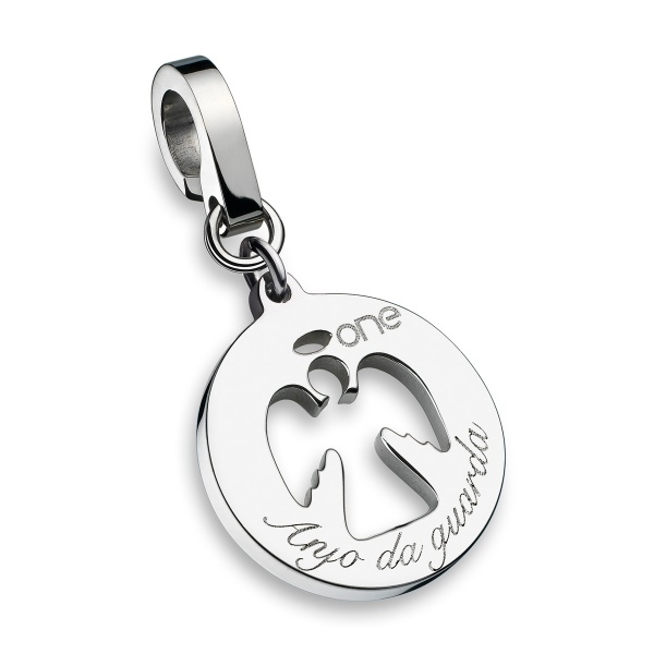 Charm ONE JEWELS Energy Anjo da Guarda OJEBC054