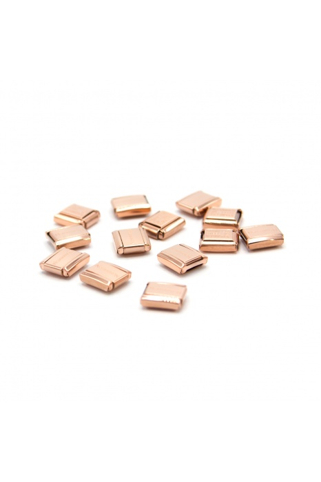 Base de 13 Links NOMINATION Composable Classic Ouro Rosa