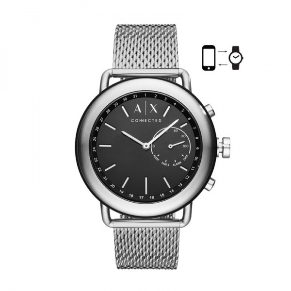 Relógio inteligente ARMANI EXCHANGE Connected(Smartwatch) AXT1020