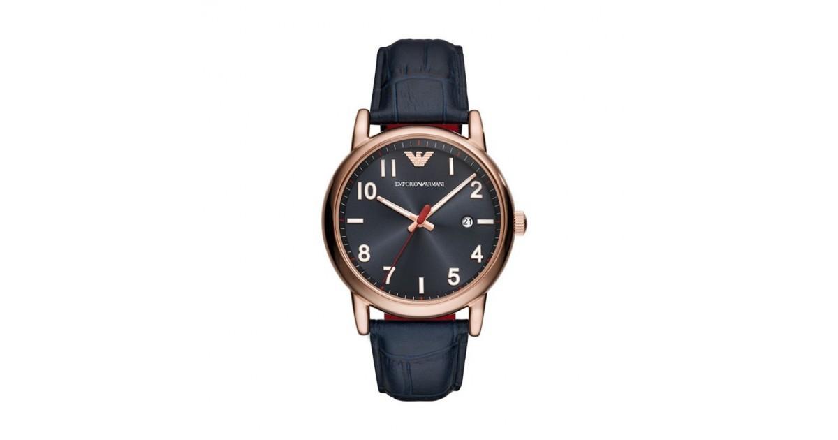 f65d3f2229 Relógio EMPORIO ARMANI Azul - AR11135
