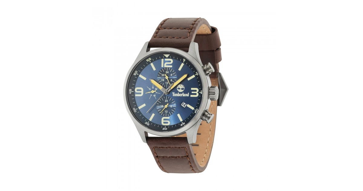 ac30b62c344 Relógio TIMBERLAND Rutherford Brown - TBL15266JSU03