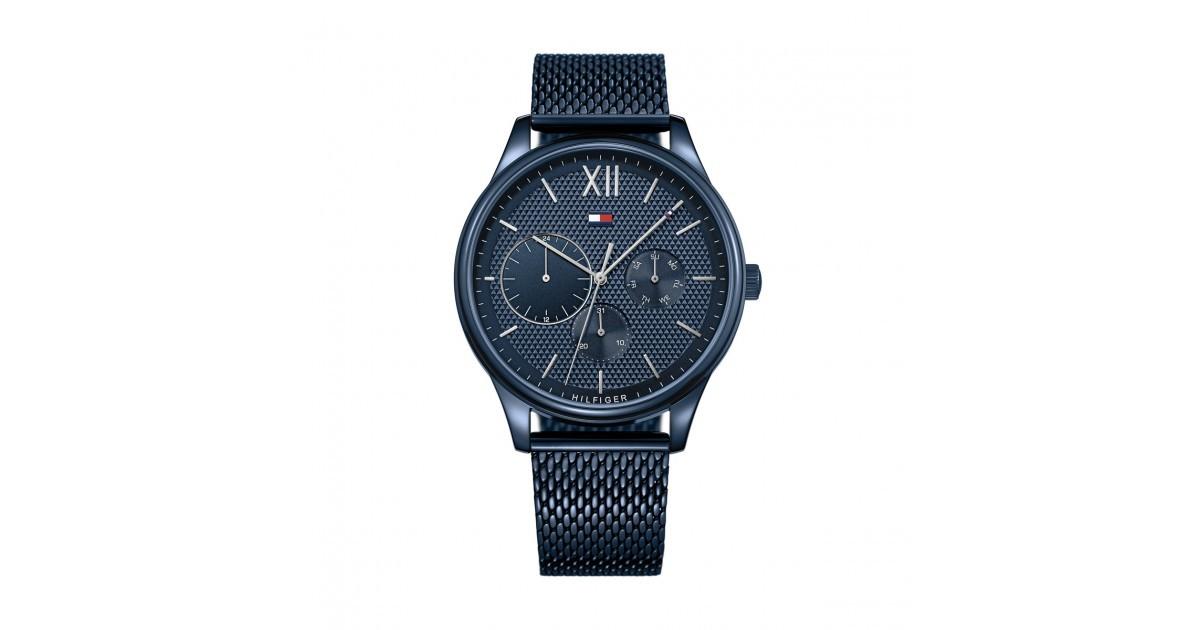 d61c1e20f45 Relógio TOMMY HILFIGER Damon Azul - 1791421